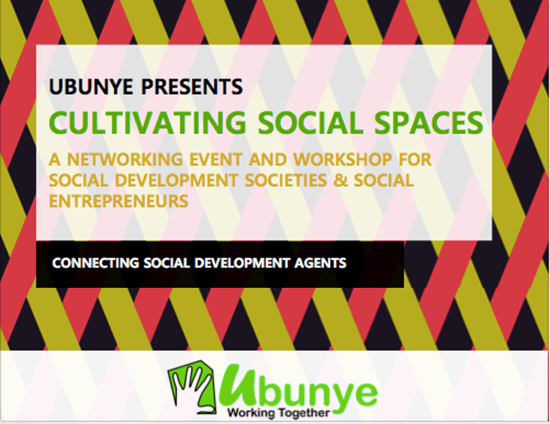 Cultivating Social Spaces: A Networking Workshop for Social